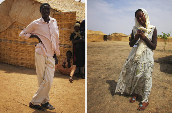 darfur sartorialist 2 Interview with The Darfur Sartorialist