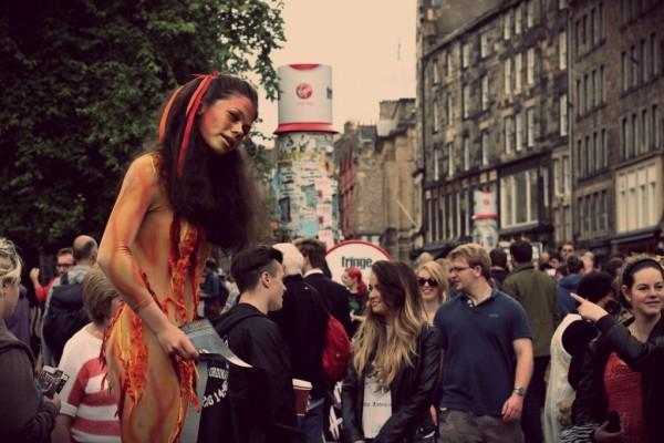 IMG 7754 1 600x400 Edinburgh during Fringe