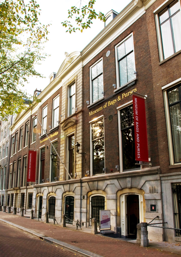Museum of Bags Purses The Handbag Museum in Amsterdam   Interview with Sigrid Ivo