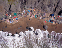 Beach Life - Aerial Photography by Gray Malin