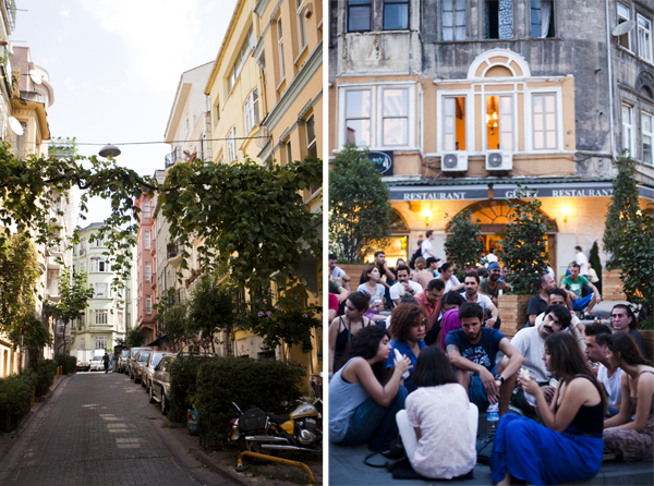 cihangir versus galata The Travelettes Guide to Istanbul