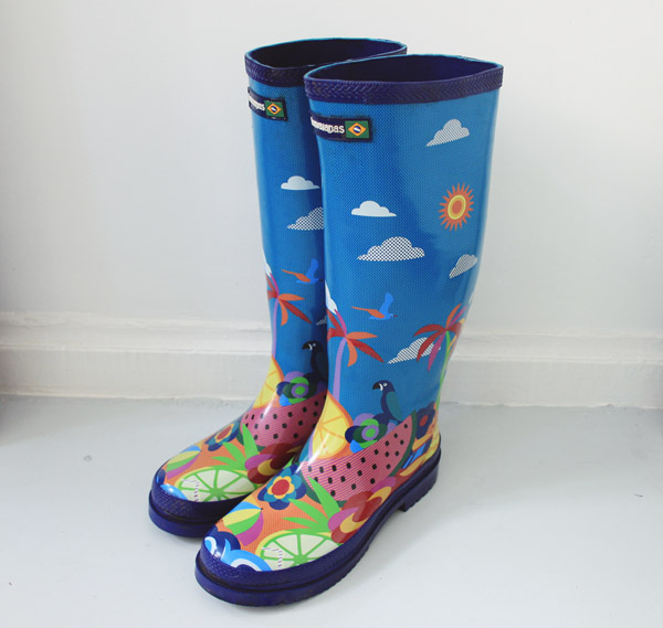 havaianas Mud Summer at Wacken Open Air   Win a pair of Havaianas Wellies!
