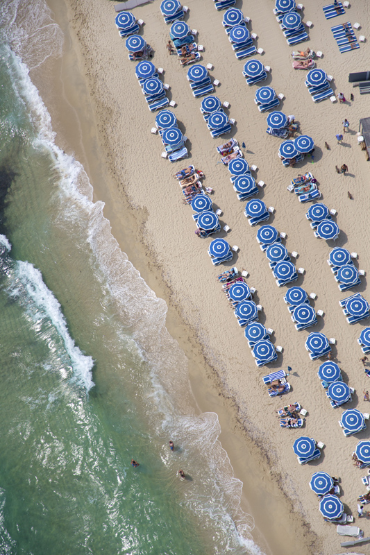 Beach Life   Aerial Photography by Gray Malin
