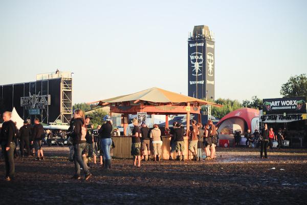 wacken 22 Mud Summer at Wacken Open Air   Win a pair of Havaianas Wellies!