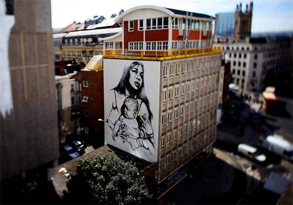 See No Evil: Europes largest street art event