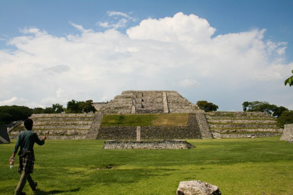 IMG 6052 600x400 The Ruins of Xochicalco, Mexico