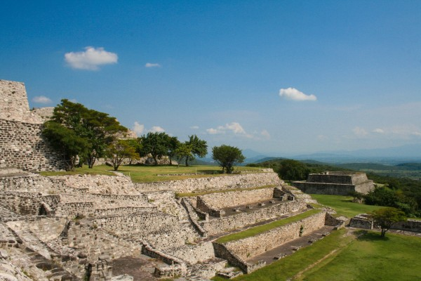 IMG 6079 600x400 The Ruins of Xochicalco, Mexico