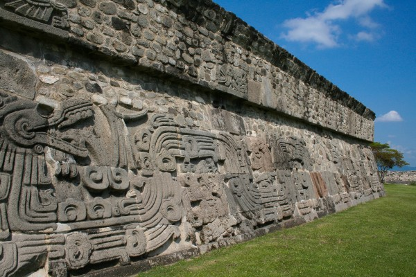 IMG 6085 600x400 The Ruins of Xochicalco, Mexico