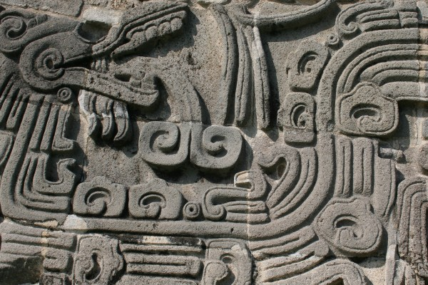 IMG 6087 600x400 The Ruins of Xochicalco, Mexico