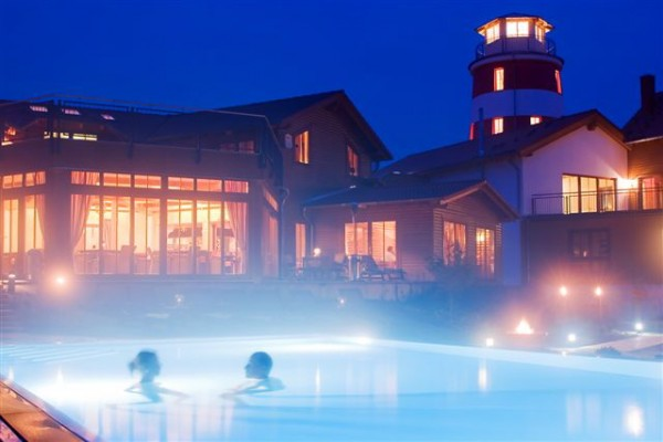 Best Of All It S Houses Go For 120 A Night And Fit Six People If You Stay Two Nights Get Into The Spa They Call Sauna Park