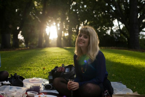 chloe ed gardens picnic 600x400 Top 12 Free Things to do in Melbourne