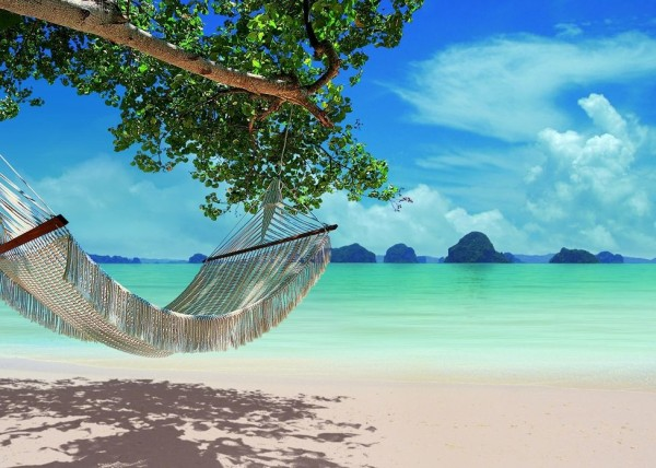 hammock 600x428 Top 5 things to do on the Andaman Coast, Thailand
