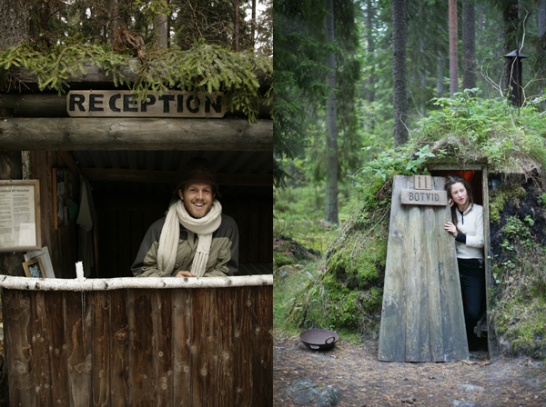 Travelettes » Kolarbyn Eco Lodge – Sweden's most primitive hotel