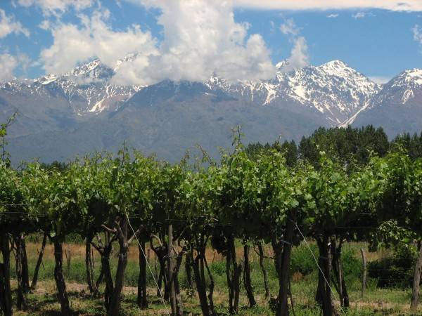 valley de uco argentina 600x450 7 Ways to Experience Mendoza
