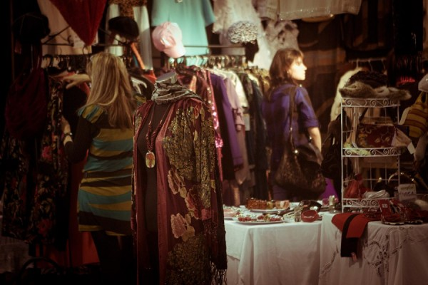 vintage market 600x400 Top 12 Free Things to do in Melbourne