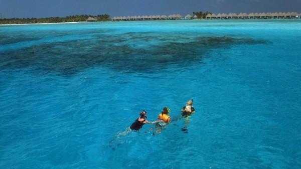 Return to paradise   the Four Seasons in Kuda Huraa, Maldives