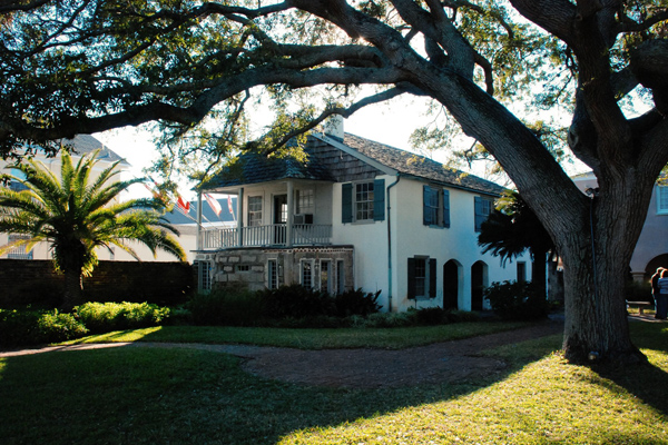 Florida's oldest house