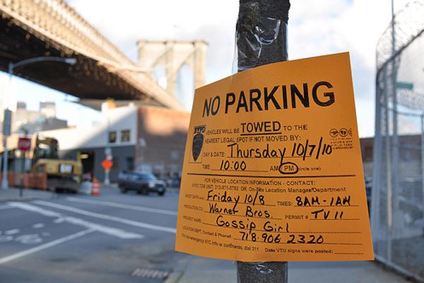 Filming Notice