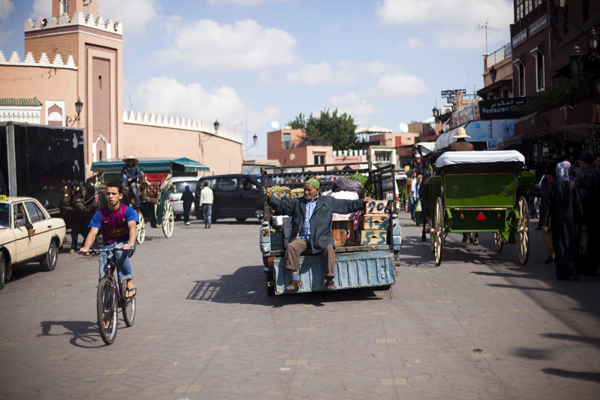 MG 4044 Marrakech   Entering the Fairytale