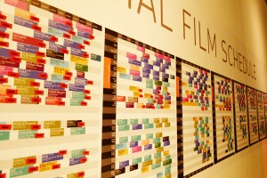 TIFF Film Schedule 2012