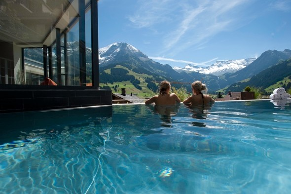 Not Just For Winter   The Alps