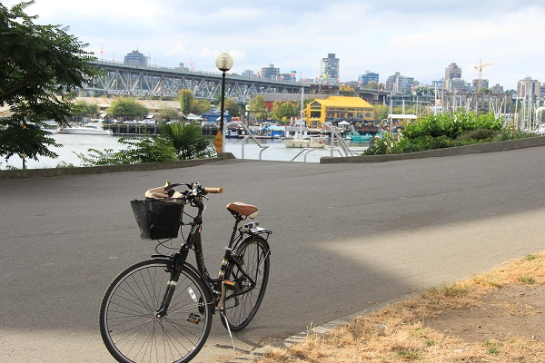 By Bike 4 Must Dos in British Columbia