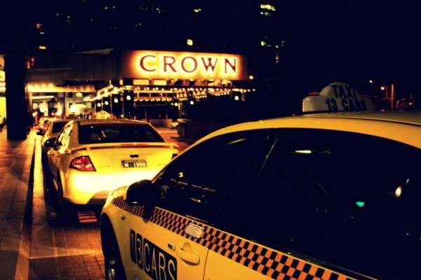 IMG 1426 600x400 A bit of razzle dazzle at The Crown Casino, Melbourne