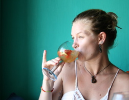 What your drink says about you (travelette style)