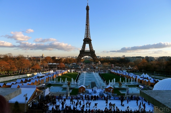 eiffel2 Get your skates on at the worlds coolest ice rinks