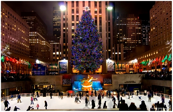 rockefeller Get your skates on at the worlds coolest ice rinks