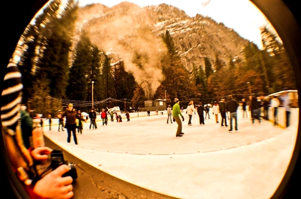yosemite Get your skates on at the worlds coolest ice rinks