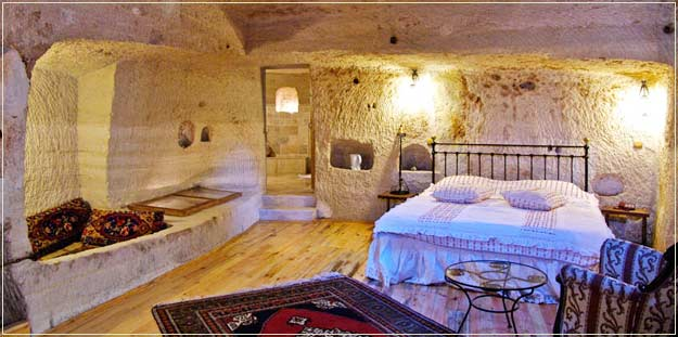 Aydinli Cave House Hotel.jpg 1 The Top 10 Most Unusual Hostels