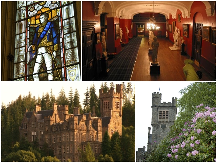 Carbisdale Castle Youth Hostel Scotland The Top 10 Most Unusual Hostels