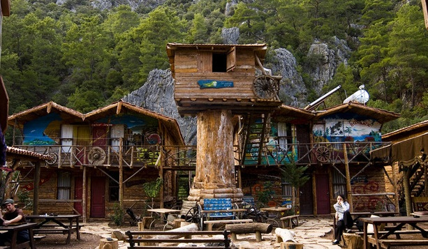 Kadir Tree House, Turkey   tourism destinations