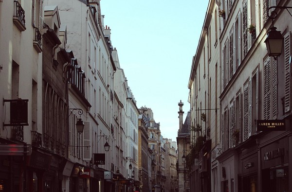 LeMARAIS 600x395 The Travelettes guide to getting the best out of Paris