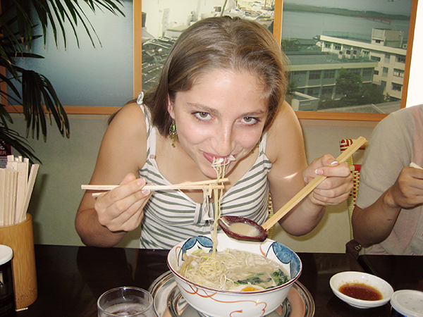simoneanne travelettesjapan 5 Rice and Oysters: Eating in Japan
