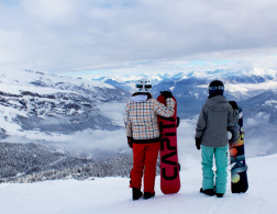 10 Reasons why Snowboarding in Laax rocks