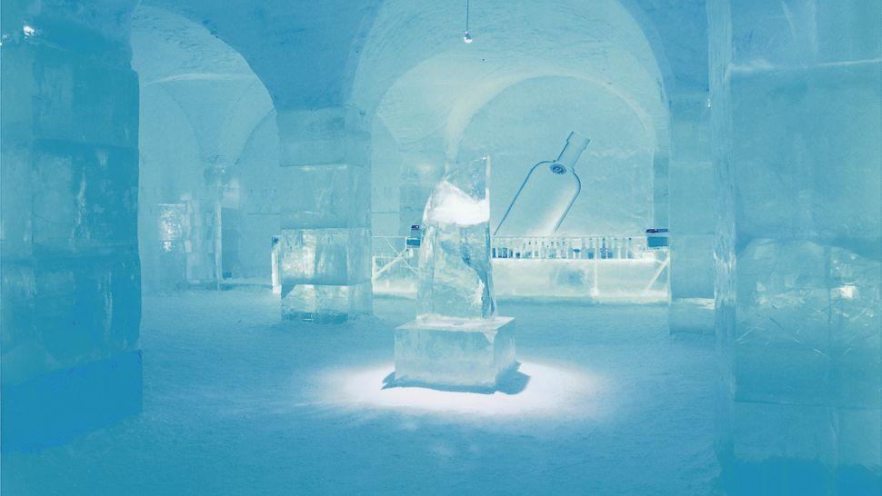 absolut icebar copenhagen