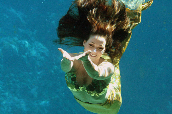 The Mermaids of Weeki Wachee Springs