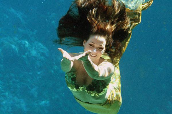 Mermaid Marcy