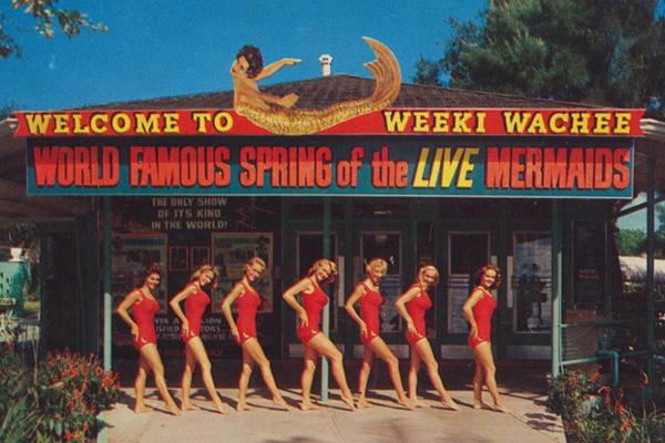 Weeki Wachee Springs 1957