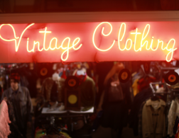 London Vintage Shopping Guide