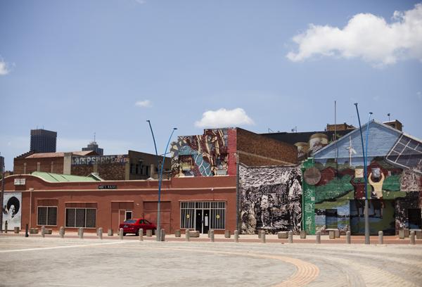 MG 9902 Street Art in Johannesburg