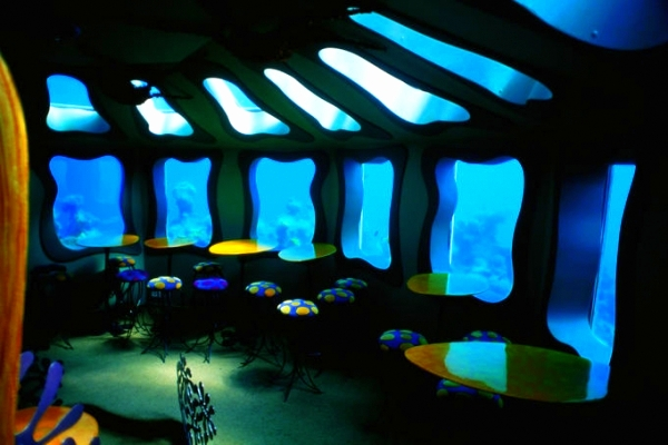 8 weird and wonderful bars of the world