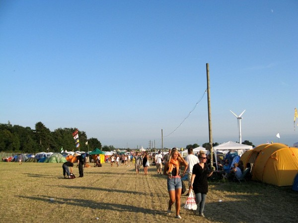 IMG 5076 600x450 Dance with somebody: Roskilde Festival in Denmark