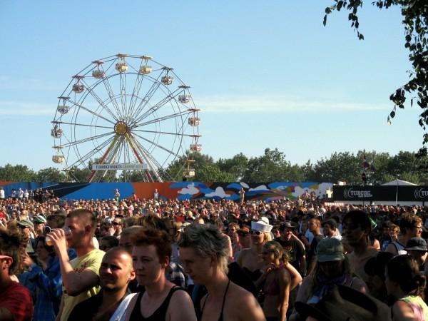 IMG 5356 600x450 Dance with somebody: Roskilde Festival in Denmark