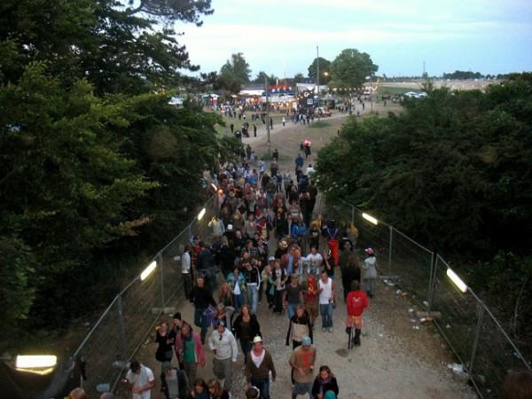 IMG 7381 600x450 Dance with somebody: Roskilde Festival in Denmark