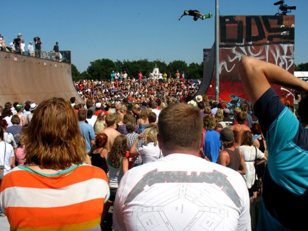 IMG 7668 600x450 Dance with somebody: Roskilde Festival in Denmark
