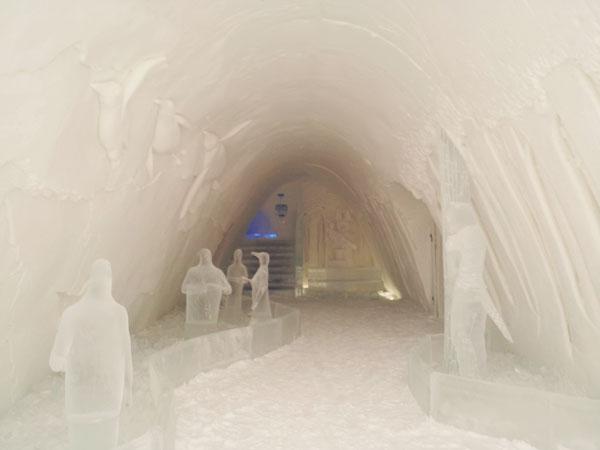 Snow Castle Corridor