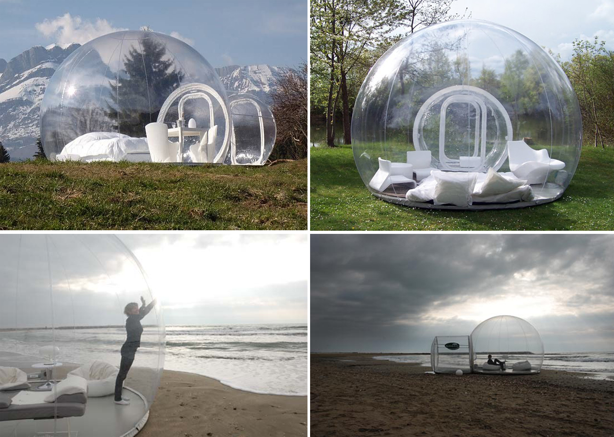 Source & These Awesome Tents Will Turn You Into A Camper